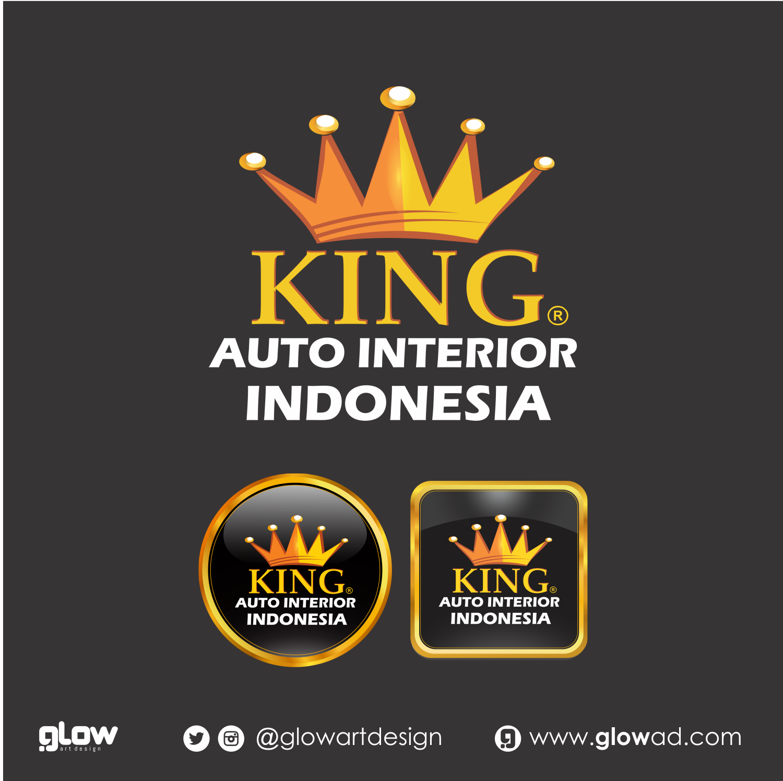 King Auto Interior - Indonesia - @glowartdesign