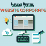 Element Penting Website Corporate